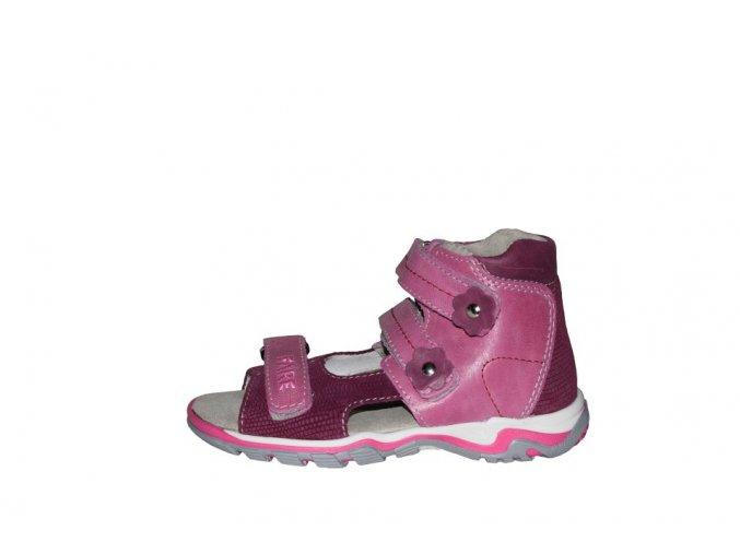 Fare dívčí sandály 760152