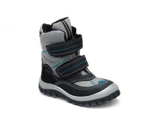 Fare 846201 dětská kožená obuv