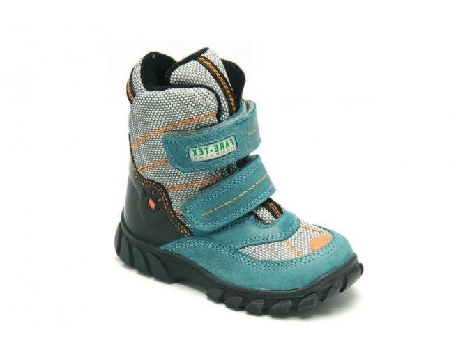 Fare 848201 dětská kožená obuv