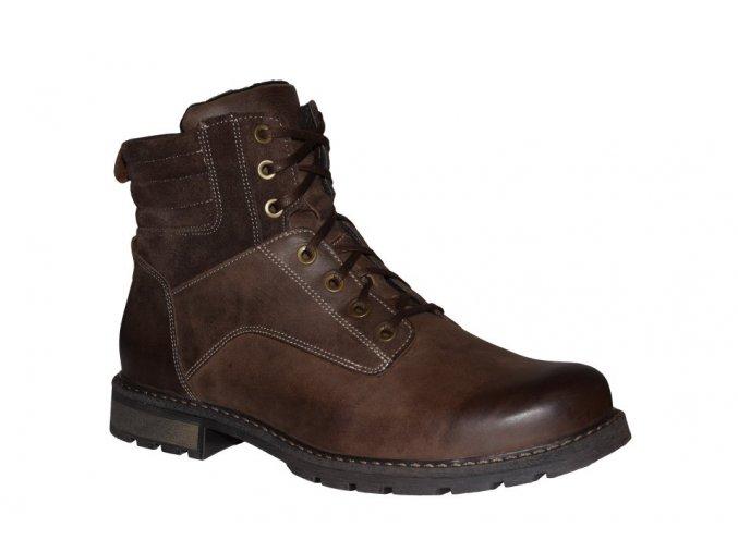 Nik Giatoma Niccoli pánská zimní obuv 02-0479-01-0-02-03