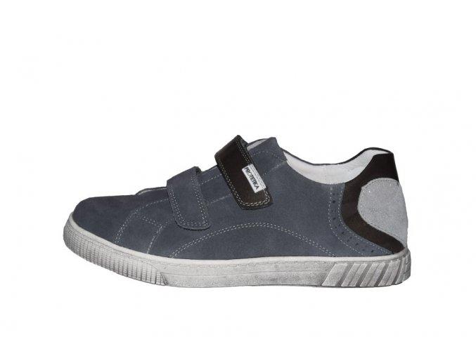 Protetika dívčí obuv ELI grey