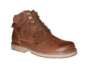 Mozax pánská zimní obuv B245514