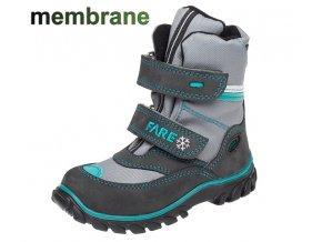 Fare chlapecká zimní obuv 848262