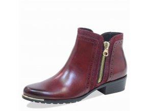 Caprice dámská kotníková obuv 9-25403-21