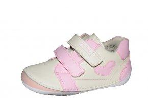 Protetika dívčí obuv PONY beige