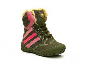 Protetika dětská zimní obuv Alexis