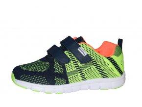 Protetika chlapecká sportovní obuv ALVIN green