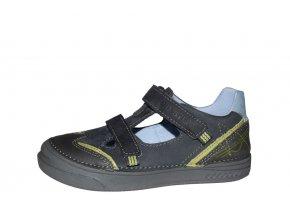 D.D. step chlapecké sandály 040-438BM