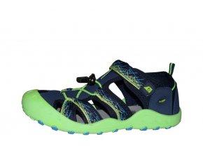 Bugga chlapecké sandály B00156-19