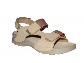 Medistyle dámské zdravotní sandály KARLA 7K-T22