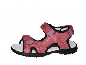 D.D. step dívčí sandály AC290-7033CXL