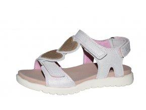 D.D. step dívčí sandály AC055-2AM