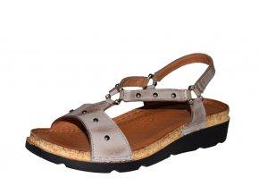 KARYOKA dámské sandály 1243-528