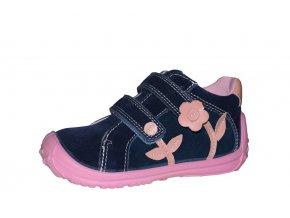 Protetika dívčí obuv SAMANTA navy