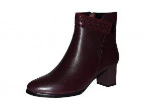 Ladies dámská kotníková obuv XR708-DA241-Y007BL-1