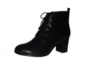 Ladies dámská kotníková obuv 6M49-BY227-B640BL