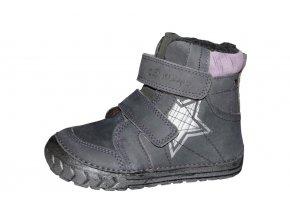 D.D. step dívčí zimní obuv 029-312B