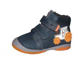 D.D. step chlapecká zimní obuv 038-263