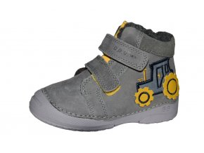 D.D. step chlapecká zimní obuv 038-263B