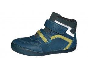 D.D. step chlapecká zimní obuv 050-5BL