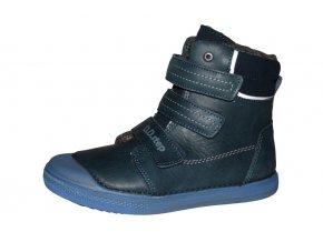 D.D. step chlapecká zimní obuv 049-912M