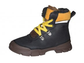 D.D. step chlapecká zimní obuv 056-3M
