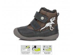 D.D. step chlapecká zimní obuv 015-188