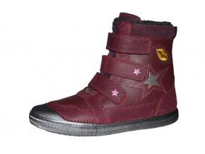 D.D. step dívčí zimní obuv 049-913AL