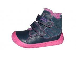 Protetika dívčí zimní obuv KABI navy
