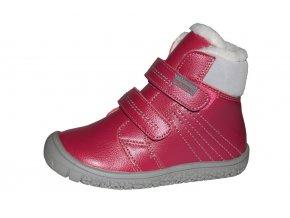 Protetika dívčí zimní obuv ARTIK fuxia