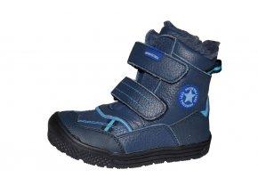 Protetika chlapecká zimní obuv TOD navy