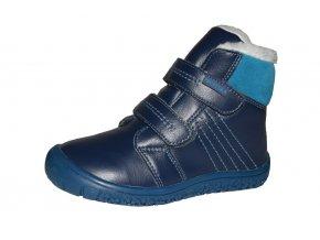 Protetika chlapecká zimní obuv ARTIK blue