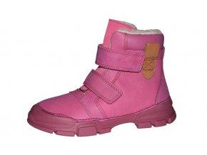 D.D. step dívčí zimní obuv 056-2CL