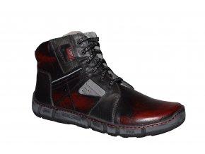 Kacper pánská zimní obuv 3-6830