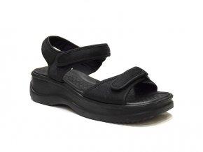 Letní sandály Azaleia 321/ černá