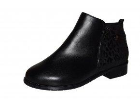 De plus dámská kotníková obuv 9642 M-K