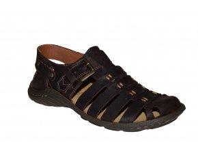 Josef Seibel pánské sandály 12649 Logan 04
