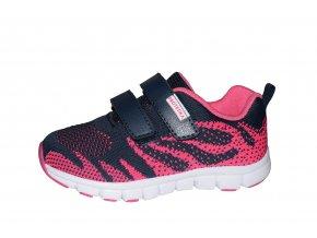 PROTETIKA dívčí sportovní obuv PORT fuxia