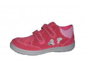 Protetika dívčí obuv RORY fuxia