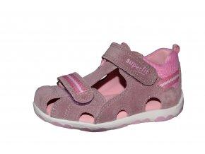 Superfit dívčí sandály 6-00036-90