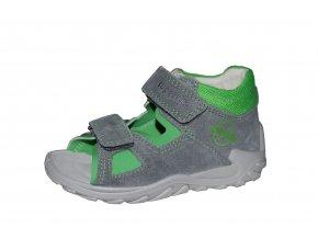 Superfit chlapecké sandály 6-09035-25