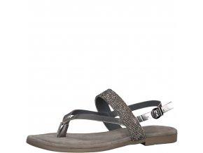 Marco Tozzi dámské sandály 2-28125-24