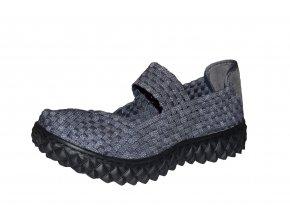 ROCK SPRING dámská gumičková obuv OVER