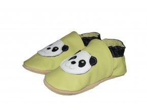 BABICE dětské barefoot přezůvky BA-038