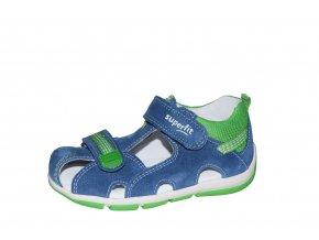 SUPERFIT chlapecké sandály 0-600140-8000