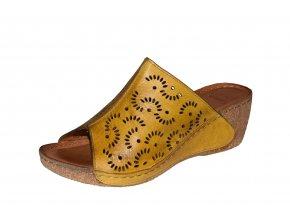 KARYOKA dámské pantofle 2269