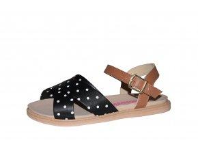 MOLEKINHA dívčí sandály 2312.422