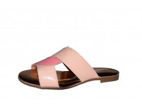 MOLEKINHA dívčí pantofle 2309.223
