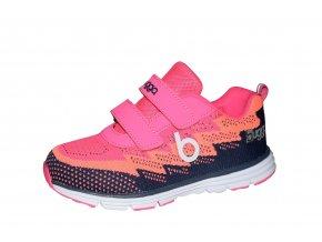 BUGGA dívčí sportovní obuv B00162-03