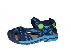 BUGGA chlapecké sandály B00161-04